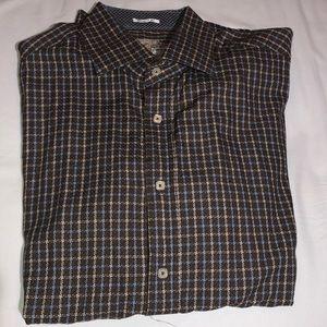 Bugatchi long sleeve button down shirt